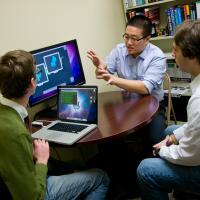 Touchscreen software meeting